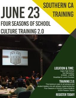 Training Flyer_ Cajon_Summer_2018